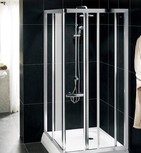 科勒-Odeon 奥帝安 方型标准淋浴房 K-17117TK-17117T-L-SH/-L-0 ..