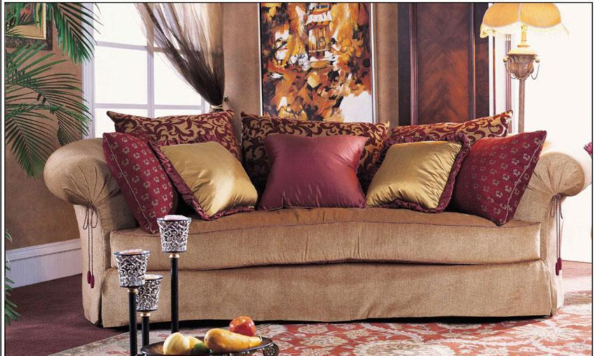 梵思豪宅客厅家具FH5003SF3p沙发FH5003SF3p