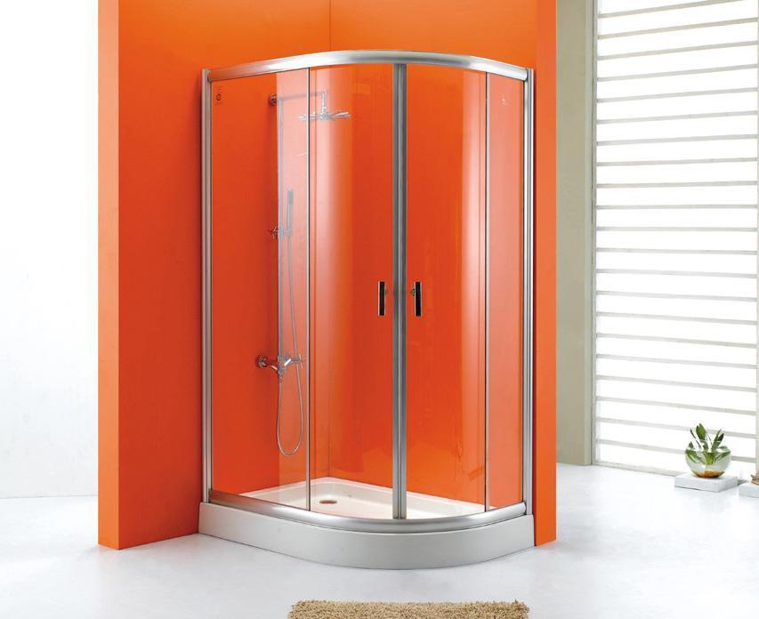 卫欧卫浴玻璃淋浴房VG-537VG-537