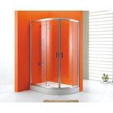 卫欧卫浴玻璃淋浴房VG-537
