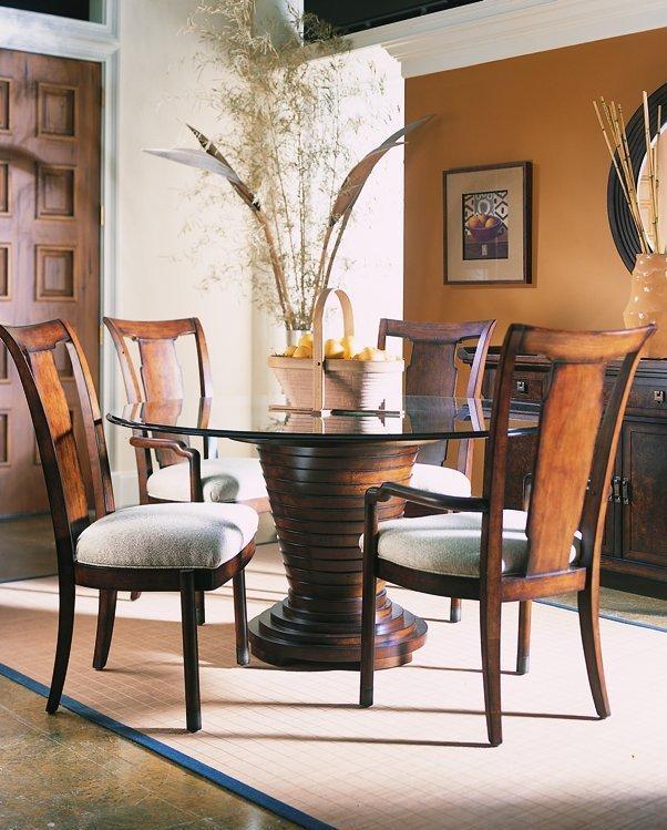 FFDM美国精制家具纵背餐椅420-820420-820