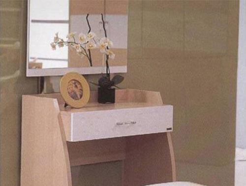 森盛家具卧室套装白榉系列12(妆台)C2098
