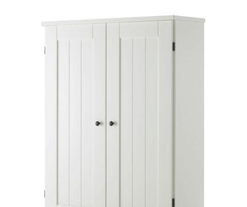 宜家柜侧架子板艾尔弗(白色)艾尔弗(白色)