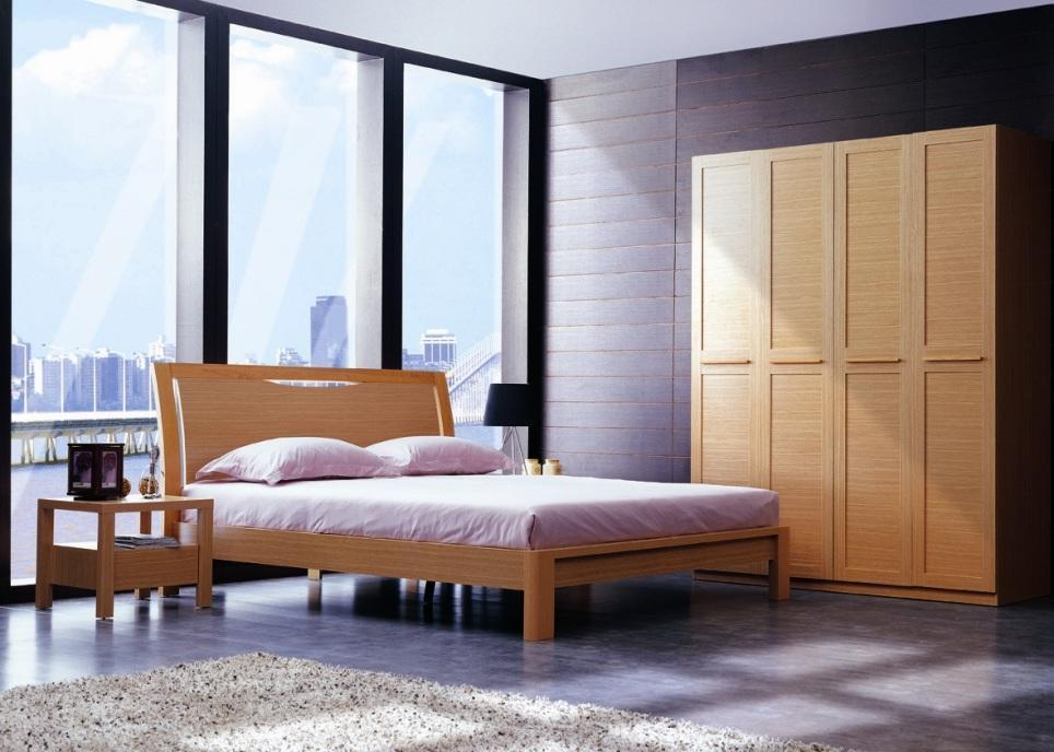 华源轩- 卧室家具-白橡系列-四门衣柜柜身-W700-W700-4