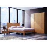 华源轩- 卧室家具-白橡系列-四门衣柜柜身-W700-