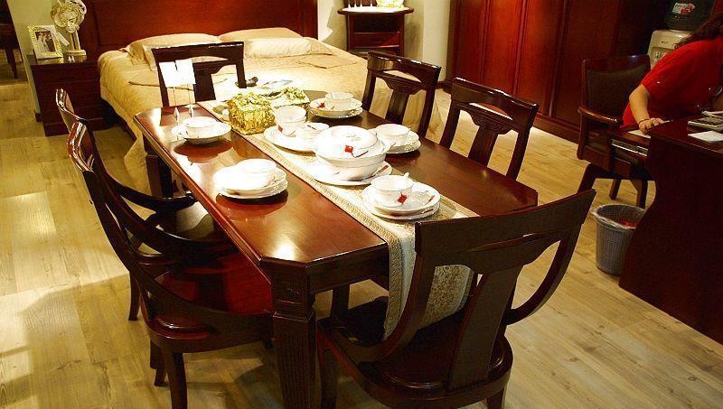 光明餐厅家具餐桌086-4103-1500086-4103-1500