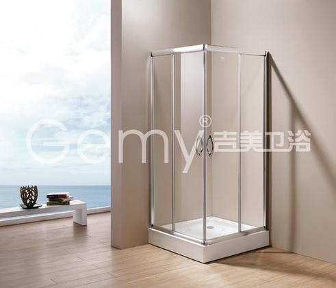 方形淋浴房