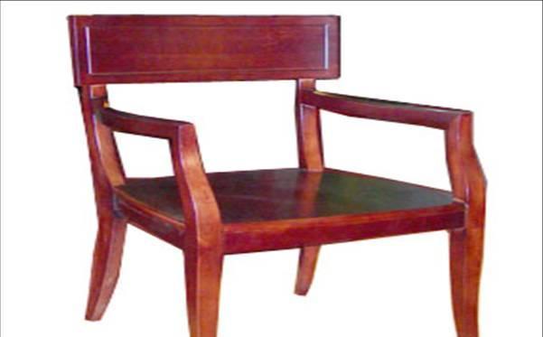 美凯斯客厅家具经典恋人系列扶手椅M-C458W-NM-C458W-N