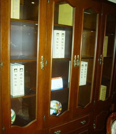 天坛书房家具-书柜A45-987A45-987