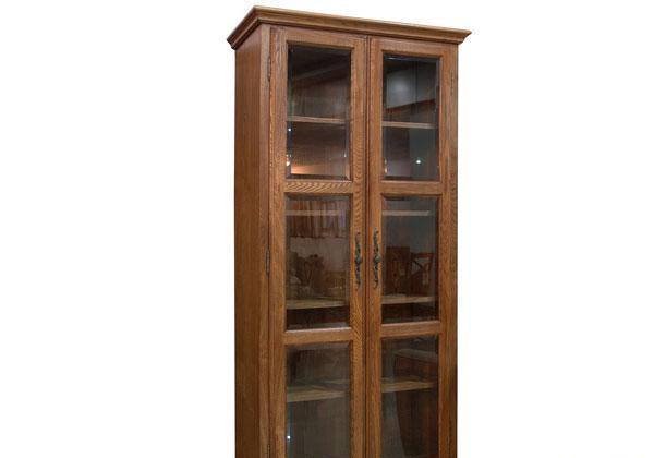 考拉乐橡树森林系列05-200-5-831A玻璃门书柜05-200-5-831A