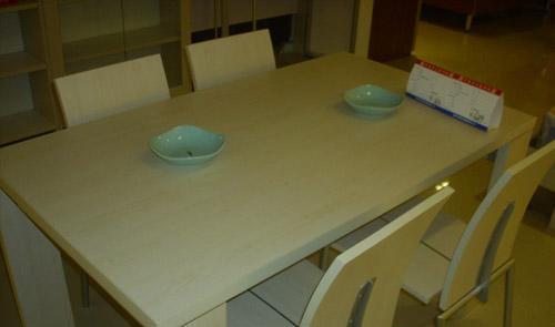 强力餐厅家具-餐桌+椅子CZCZ