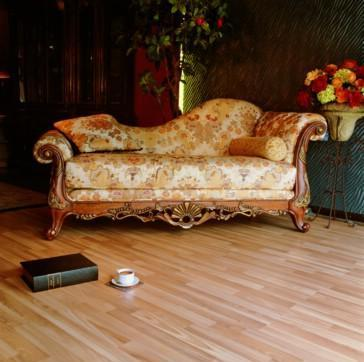 宏耐强化复合地板R521 三拼皇家柚木R521 三拼皇家柚木