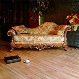 宏耐强化复合地板R521 三拼皇家柚木