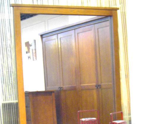 思可达卧室家具306型镜框-1306型镜框-1