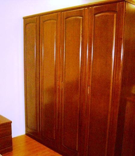 天坛卧室家具-四门柜A055-003A055-003
