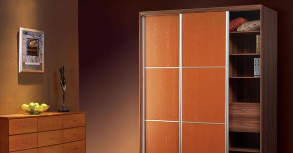 好莱客书柜郁金香橙V尚系列郁金香橙书柜