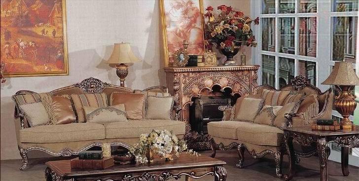 雅梦娜欧A011美式沙发A011