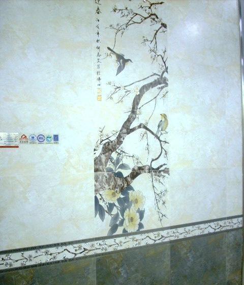 长安外墙砖y34911