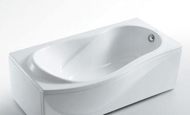 法恩莎裙边浴缸F1700SQ-GF1700SQ-G