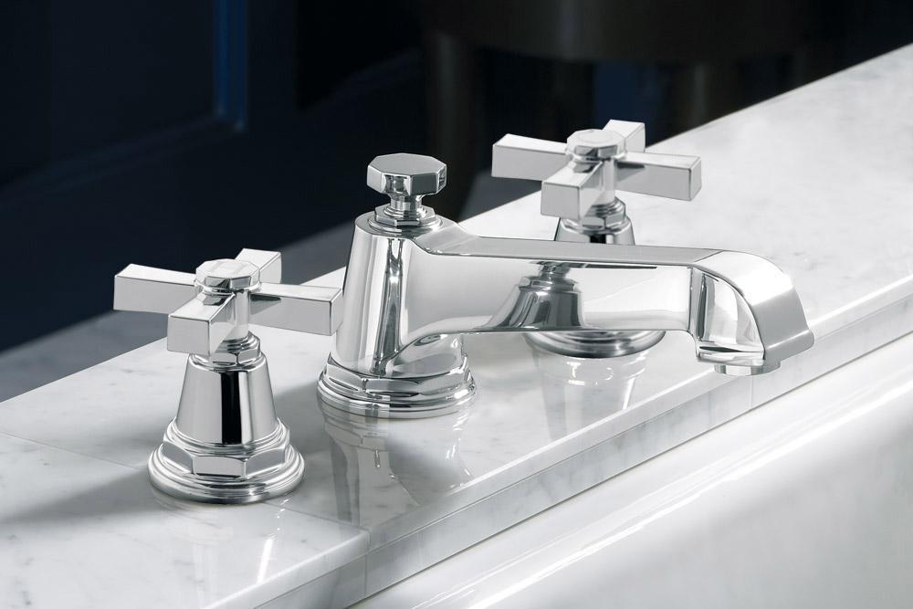 科勒- 宾斯 缸边式浴缸龙头K-T13140-3A-CPK-T13140-3A-CP