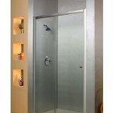 乐家卫浴威尼斯系列非标准型淋浴房(左开门,1固