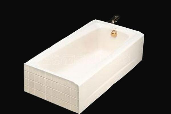 科勒-曼德特铸铁浴缸