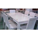 龙森661亮光烤漆餐桌