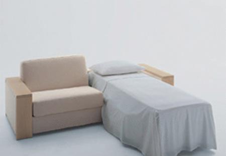 北山家居客厅家具沙发床1SH812AD1SH812AD