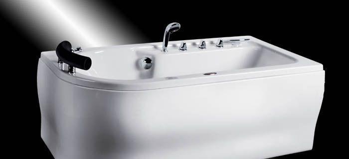 箭牌单人按摩浴缸AC107AC107