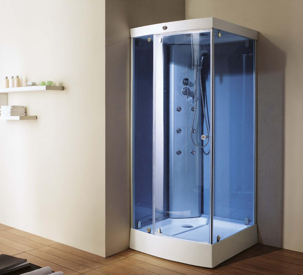 地中海蒸汽淋浴房M-A6017