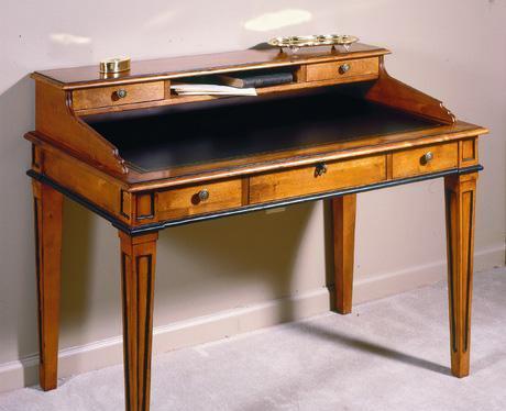 纯美世家书桌佛罗伦萨系列HK-2641-04-02HK-2641-04-02