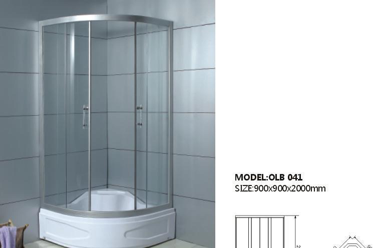 欧罗芭整体淋浴房OLB041OLB041