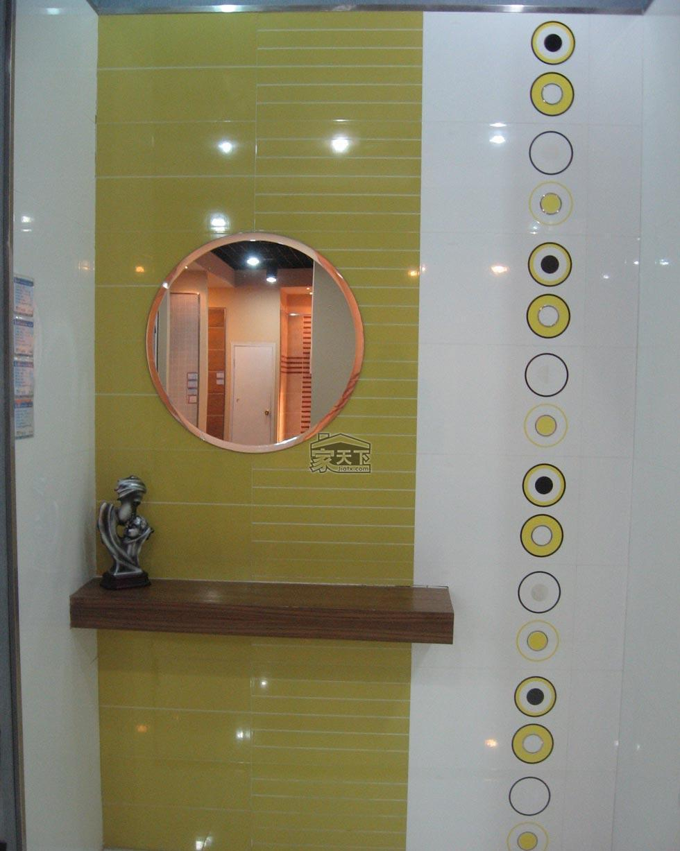 欧神诺内墙砖晓月明珠系列YF428深色有光面砖YF428