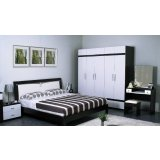 华源轩- 卧室家具-新黑橡系列-床头柜-R303B