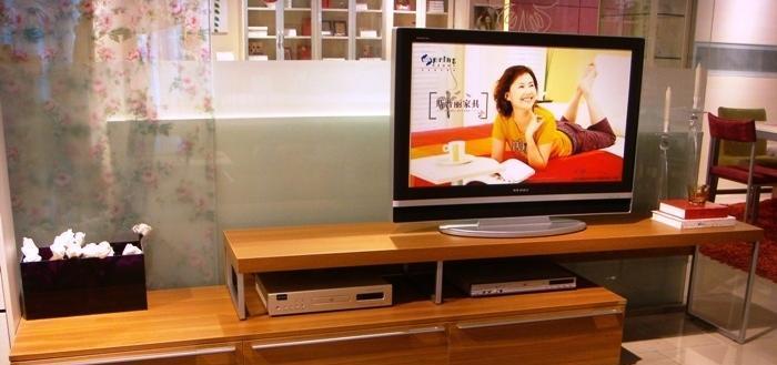斯普丽移动支架电视柜2800*500*420