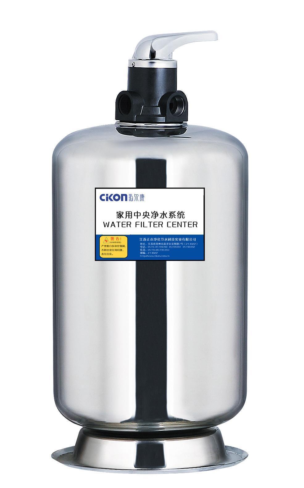 沁尔康中央净水系列JSZ-25A46净水器JSZ-25A46