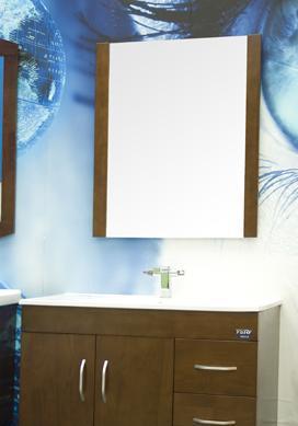亚陶浴室柜MB8002