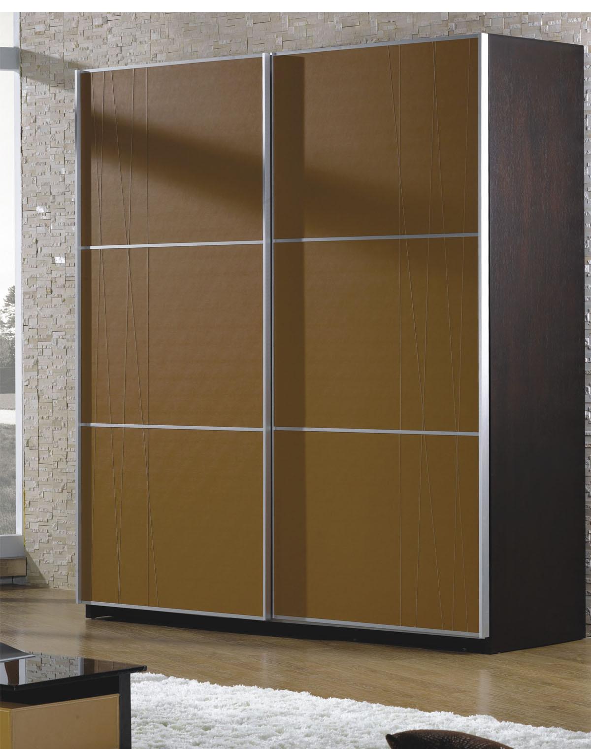 趟门衣柜F080-4/W2000 D616 H2100F080-4
