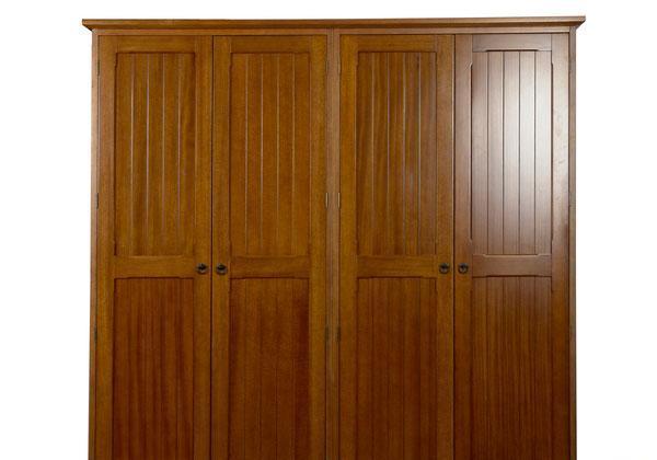 考拉乐拉亚系列07-920-1-170A新概念四门衣柜07-920-1-170A