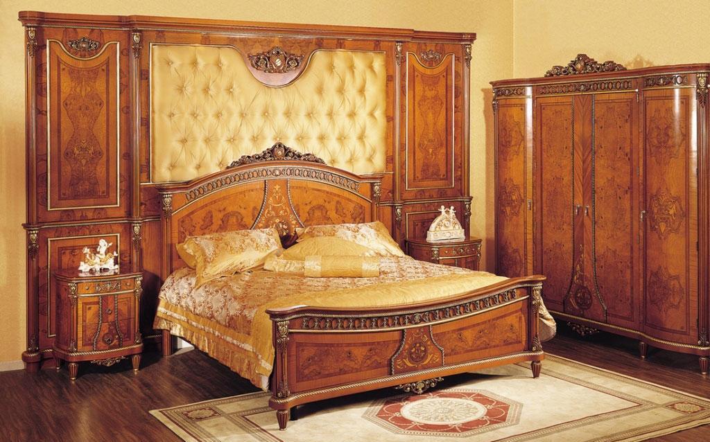 罗浮居卧室家具奥美斯系列套餐