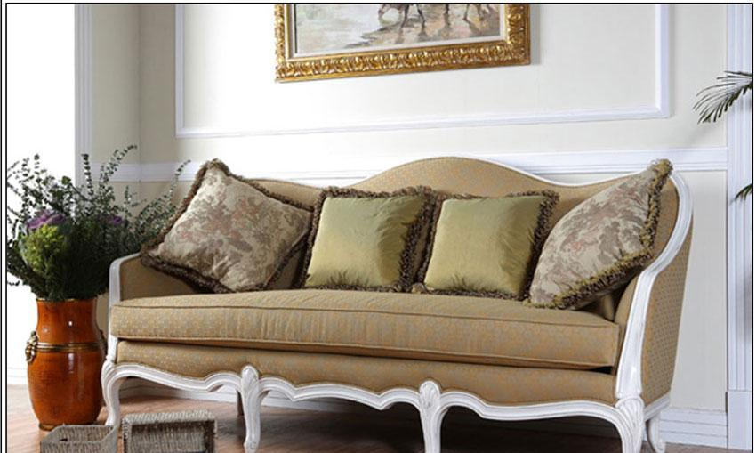 梵思豪宅客厅家具FH5123SF3P沙发FH5123SF3P