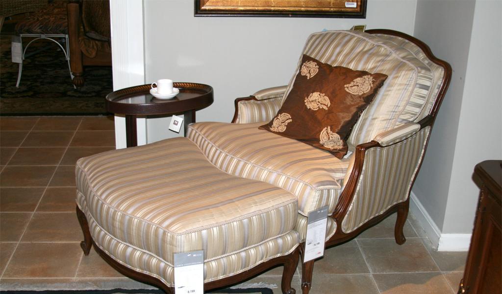 美克美家凡尔赛EA137136-6 21291 953单人沙发EA137136-6 21291 95