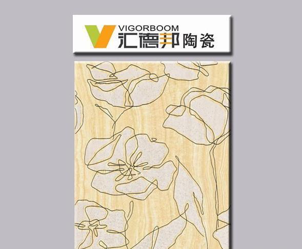 汇德邦新南威尔仕系列爱德华YC45801F01墙砖(花YC45801F01