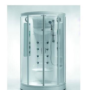 法恩莎整体淋浴房FZ1001B(1000*1000*2100mm)FZ1001B