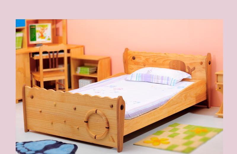爱心城堡儿童床J002-BD1-NRJ002-BD1-NR