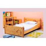 爱心城堡儿童床J002-BD1-NR