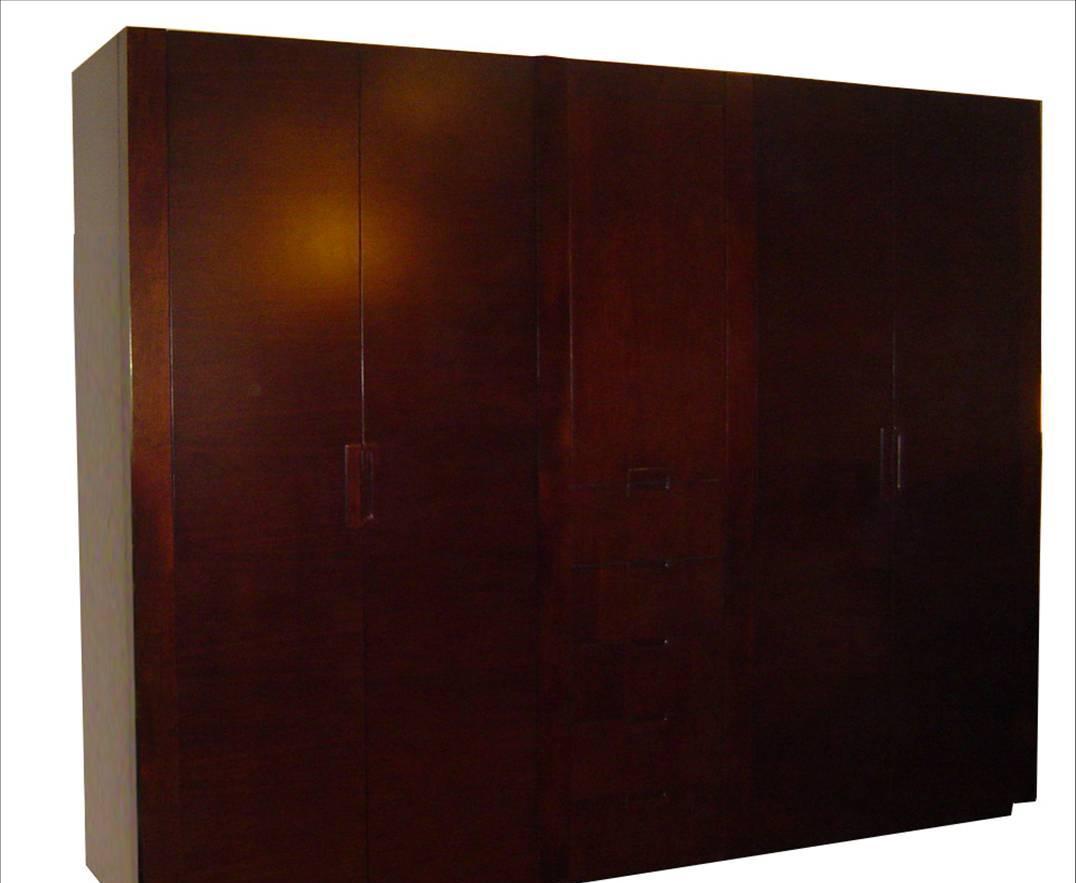 美凯斯卧室家具写意东方系列组合衣柜M-C102YM-C102Y
