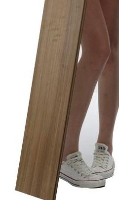 乐迈曼内森系列M-8强化复合地板-白金柚木