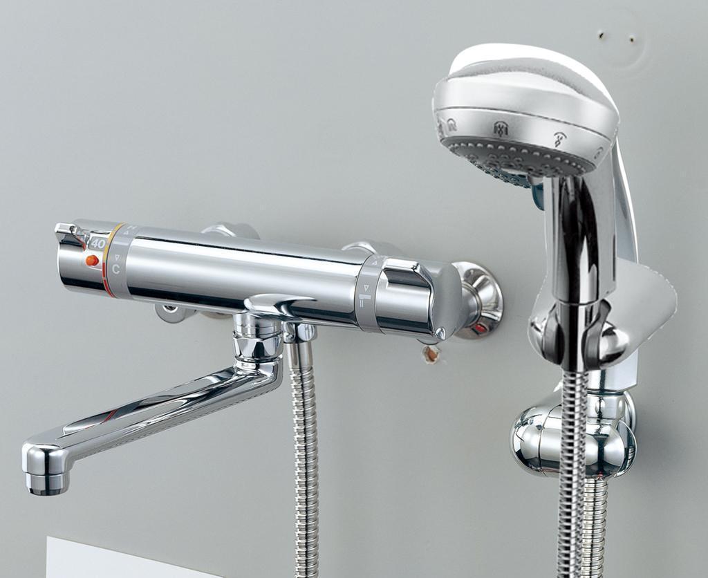 TOTO恒温淋浴、盆池用龙头DM402CMFRDM402CMFR