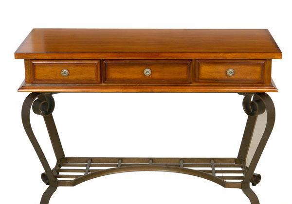 考拉乐拿破仑铁艺系列06-800-5-630D书桌06-800-5-630D